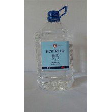 BioSTERILLIN антисептик и дезинфектант 5л