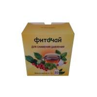 Фито-чай для снижения артериального давления